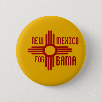 NEW MEXICO FOR OBAMA Button