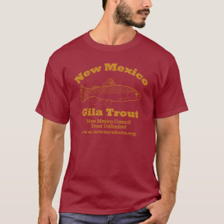 New Mexico Gila Trout T-Shirt