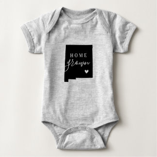 New Mexico Home Grown State Tee