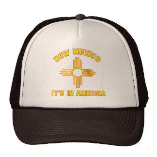 New Mexico - It's in America Cap