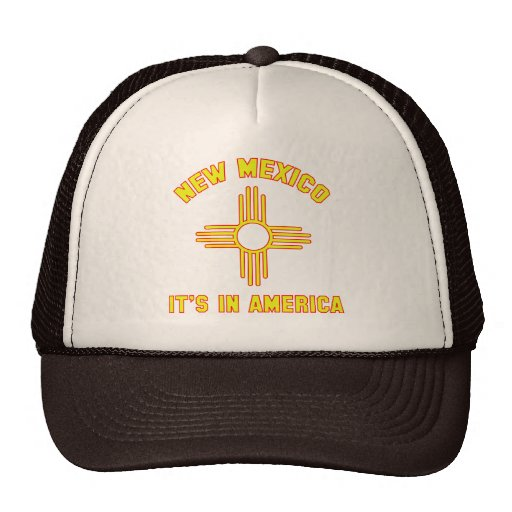 New Mexico - It's in America Hat