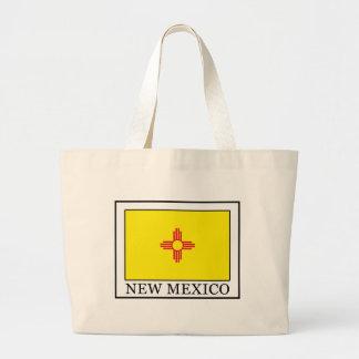 New Mexico Jumbo Tote Bag