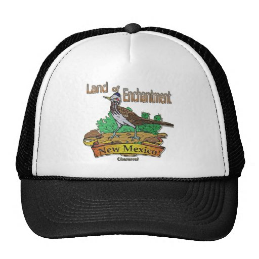 New Mexico Land of Enchantment Chaparral2 Hat