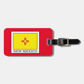 New Mexico Luggage Tag