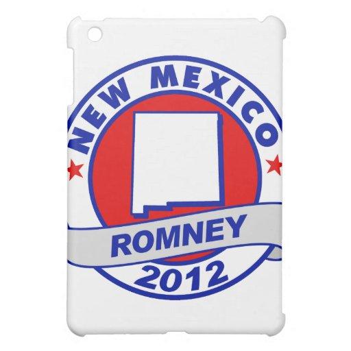 New Mexico Mitt Romney iPad Mini Cases