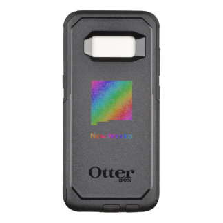 New Mexico OtterBox Commuter Samsung Galaxy S8 Case