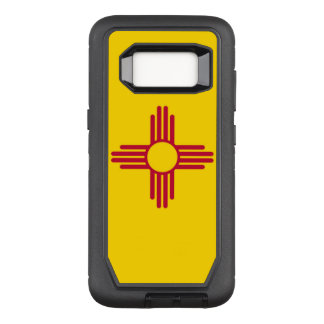 New Mexico OtterBox Defender Samsung Galaxy S8 Case