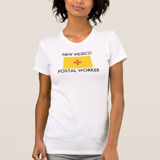 NEW MEXICO POSTAL WORKER T SHIRTS