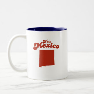 NEW MEXICO Red State Coffee Mug