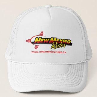 New Mexico Rides TV Trucker Hat