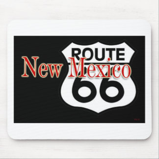 New Mexico Route 66 Mouse Mat