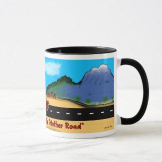 New Mexico - Route 66 Panorama Mug