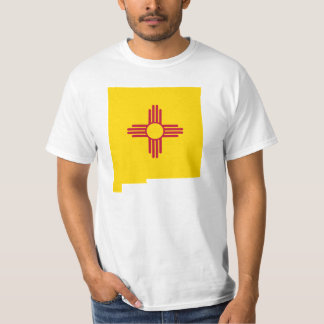 New Mexico Shape T-Shirt