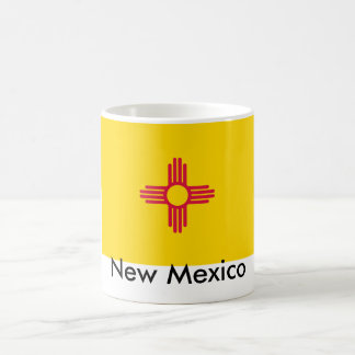New Mexico State Flag Mug