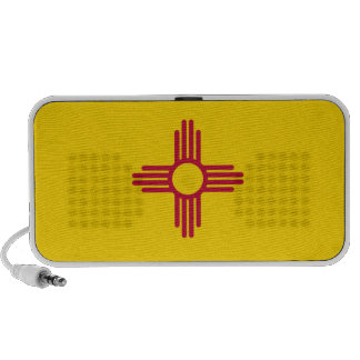 New Mexico State Flag iPod Speaker