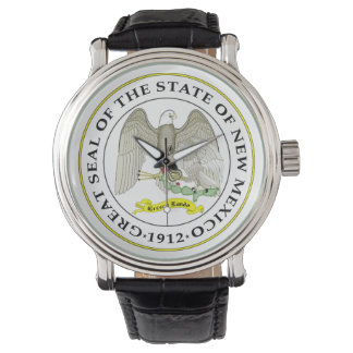 New Mexico state seal america republic symbol flag Watch