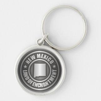 """New Mexico Steel"" Keychains"