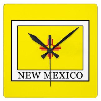 New Mexico Wall Clocks