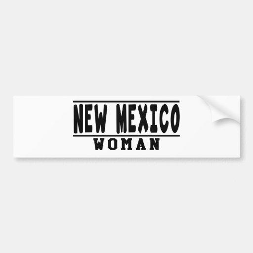 New Mexico woman designs Bumper Stickers