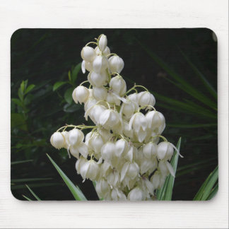 New Mexico Yucca Flower Mouse Mat