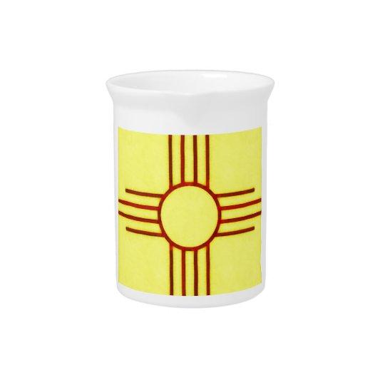 New Mexico Zia Pitcher
