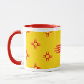 New Mexico Zia Sun Mug