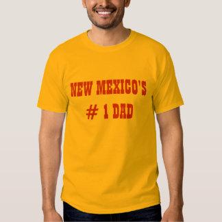NEW MEXICO'S # 1 DAD TSHIRT
