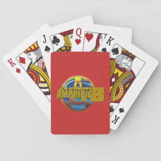 New Millennium Comics Playing Cards