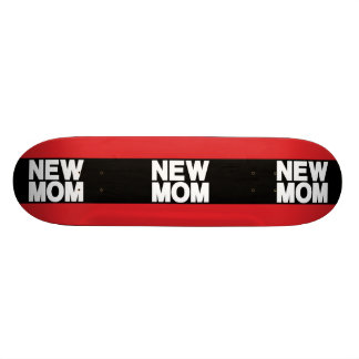 New Mom Lg Red Skateboard Decks