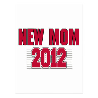 New Mommy 2012 Post Card