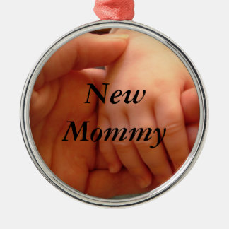 New Mommy Christmas Ornament