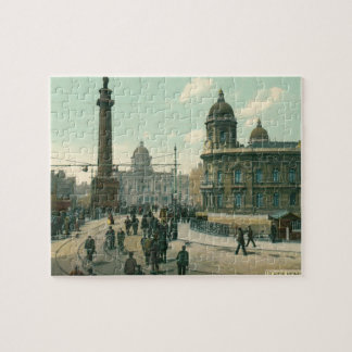 New Monument Bridge, Hull (1908) Jigsaw Puzzle