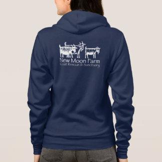 New Moon Farm Fleece Hoodie