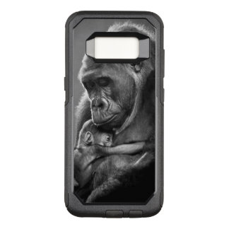 New Mother Gorilla OtterBox Commuter Samsung Galaxy S8 Case