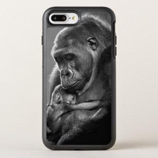 New Mother Gorilla OtterBox Symmetry iPhone 7 Plus Case
