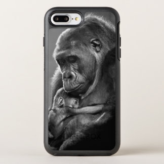 New Mother Gorilla OtterBox Symmetry iPhone 8 Plus/7 Plus Case