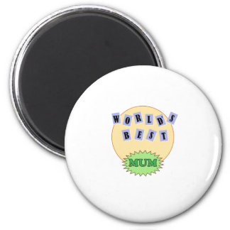 New Mum Gifts 6 Cm Round Magnet