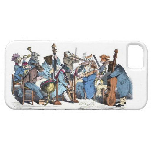 NEW MUSICAL LANGUAGE / ANIMAL FARM ORCHESTRA iPhone 5 CASES