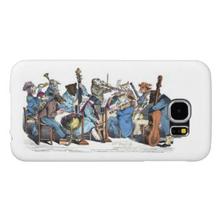 NEW MUSICAL LANGUAGE / ANIMAL FARM ORCHESTRA SAMSUNG GALAXY S6 CASES