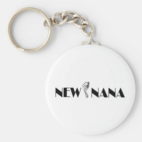 New Nana Key Ring