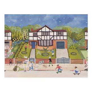 New Neighbourhood Postcard