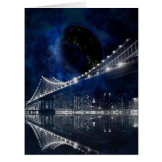 New!! New York City Big Greeting Card