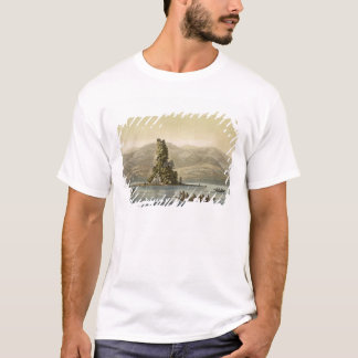 New Norfolk near Vancouver (colour engraving) T-Shirt