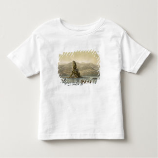 New Norfolk near Vancouver (colour engraving) Toddler T-Shirt