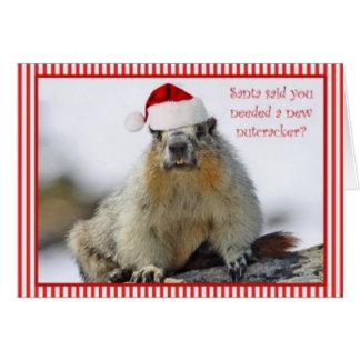New Nutcracker Christmas Card