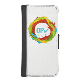 NEW OP✔ iPhone Merch iPhone SE/5/5s Wallet Case