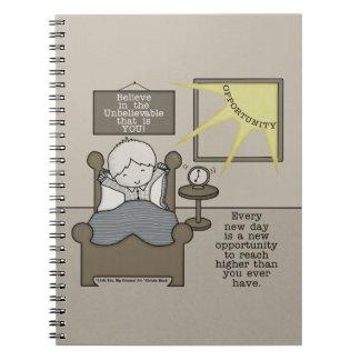 New Opportunity Notebooks