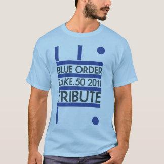 New Order Tribute Shirt - Movement