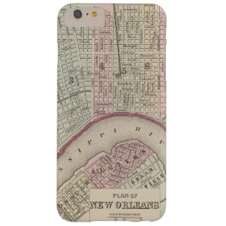 New Orleans 3 Barely There iPhone 6 Plus Case
