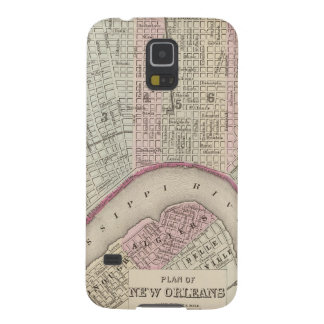 New Orleans 3 Case For Galaxy S5